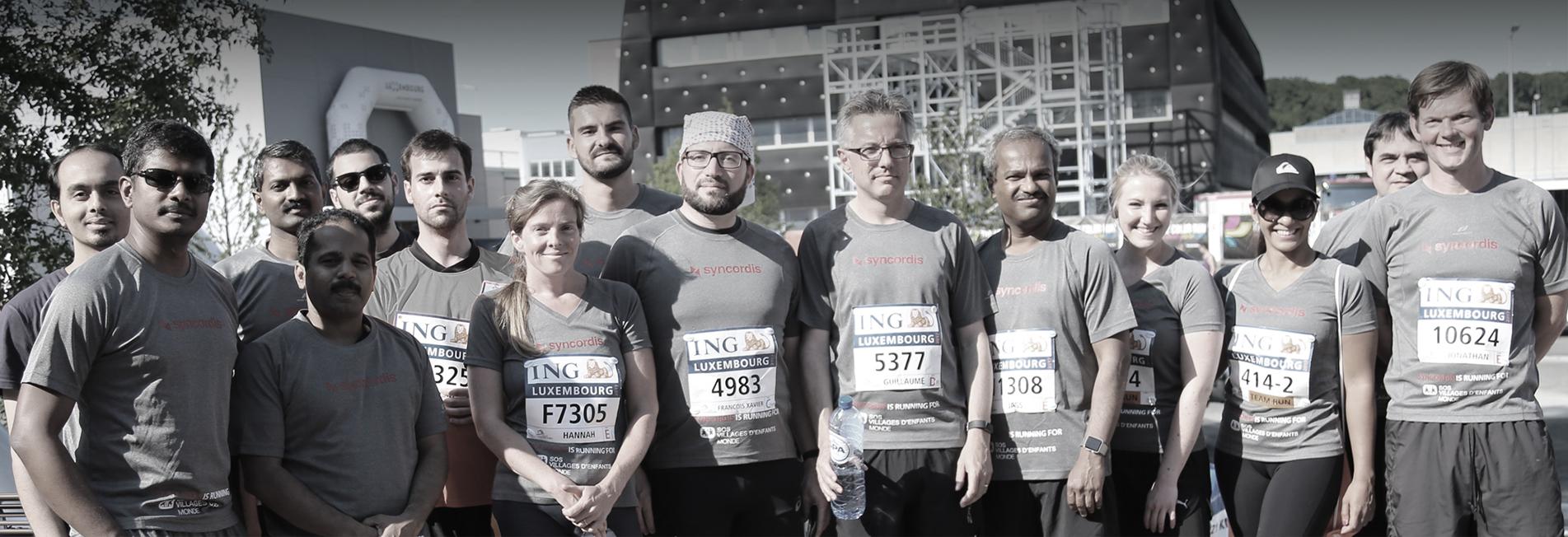 Syncordis ING Marathon Team
