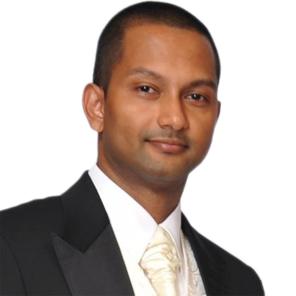 Hemal Jayasinghe Regional Director UK & NORDICS