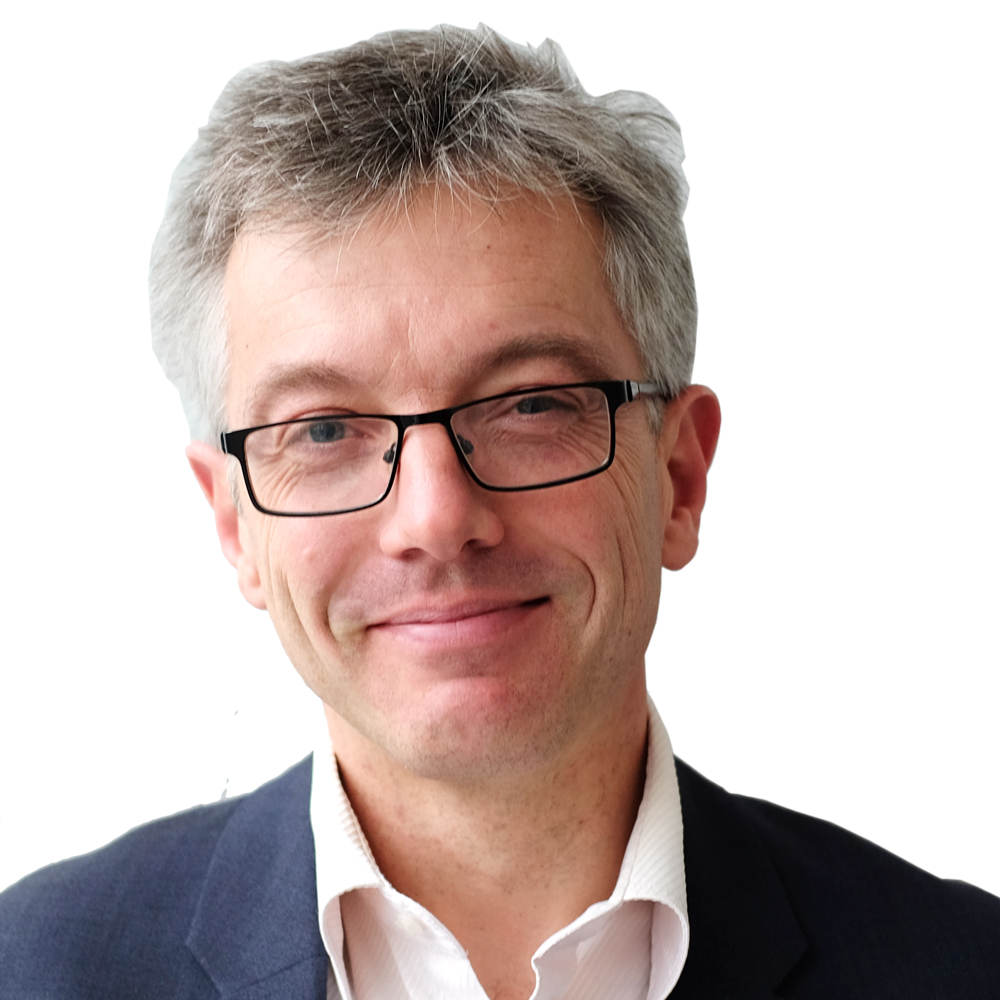 Guillaume Desjonqueres Chief Executive Officer