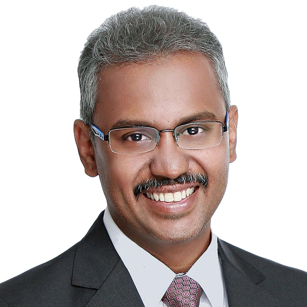 Muraleetharan Regional Director APAC