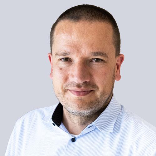 Kalle Jungk - Director Finance & Administration